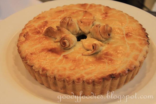 Anna Olson Fruit Cake Recipe