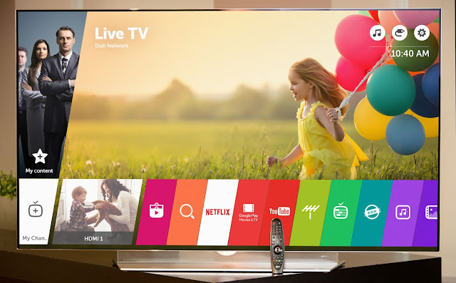 LG launches WebOS 3.0 at CES 2016