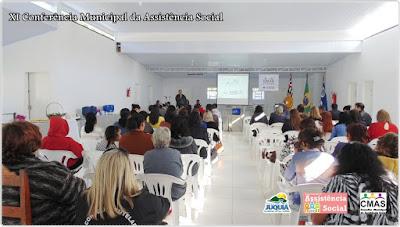 """""""Departamento de Assistência e Desenvolvimento Social e Conselho Municipal de Assistência Social de Juquiá realizam Conferência Municipal"""""""