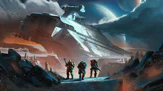 Planetside Arena Wallpaper