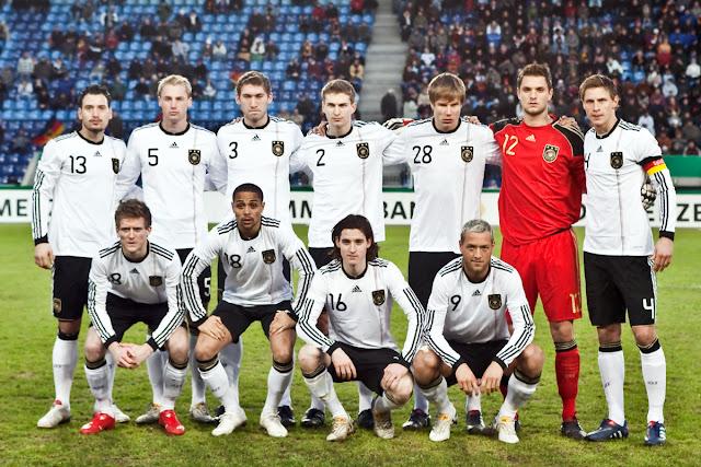 Juara Euro U-21 2017 , Jerman !