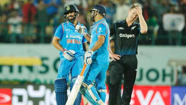 India vs New Zealand, 1st ODI: Virat Kohli  Mohammed Shami