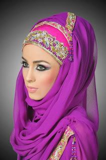 Trend Hijab Modern Pengantin