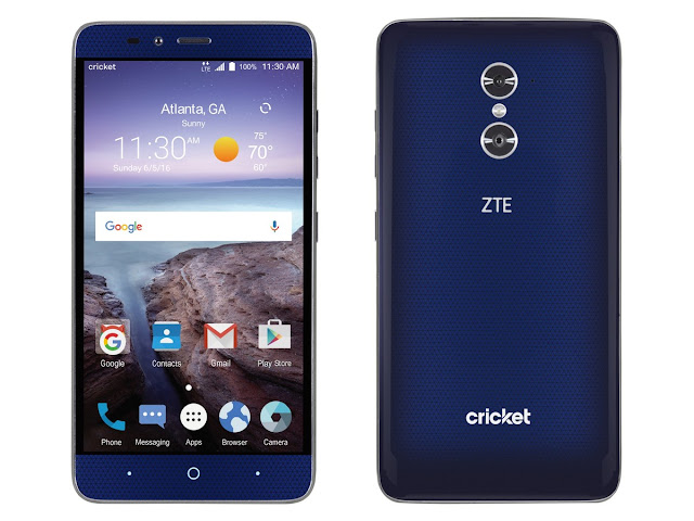 ZTE Grand X Max 2, cheap wireless phones