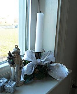 Decoración navideña casa