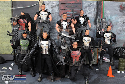 Mezco Toyz Exclusive One:12 Collective Classic Punisher Figure Review