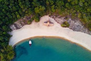 20 Foto Drone Terbaik Tahun 2017