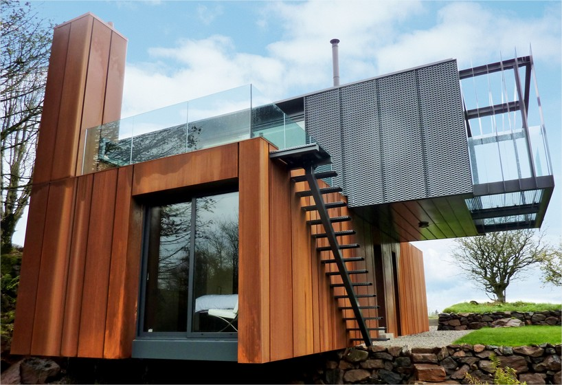 Intermodal home shipping container floor plans container home - Intermodal container homes ...