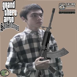 karakter GTA indonesia