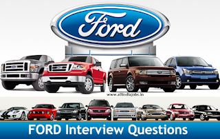 Ford Interview Questions
