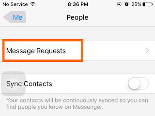How to View the Hidden Messages in Facebook Messenger | View Hidden Messages in FB Messenger via iPhone & iPad