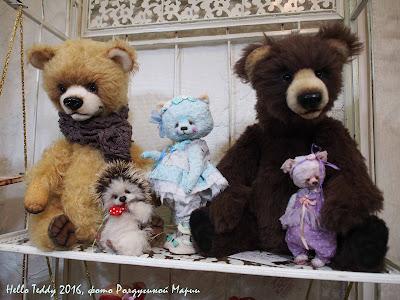 Hello teddy 2016 фотоотчет
