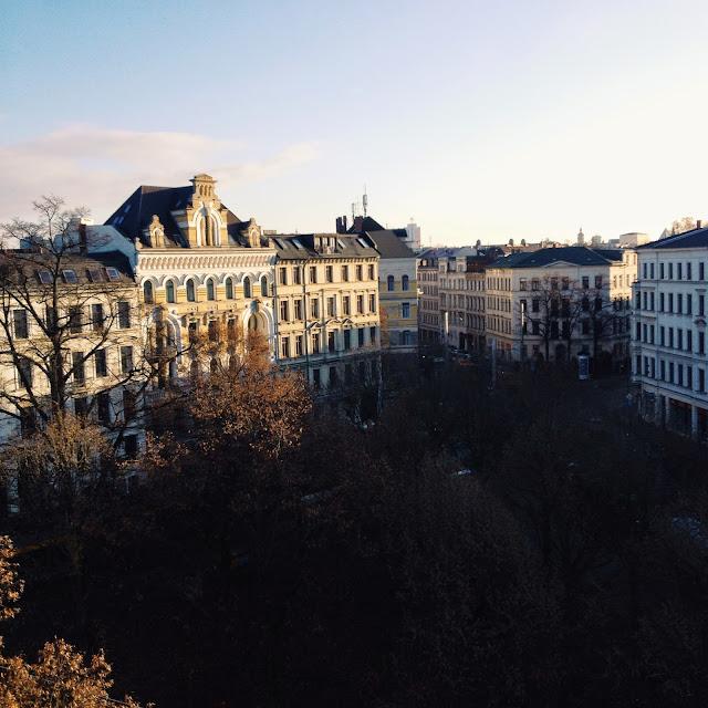 vivere a Lipsia
