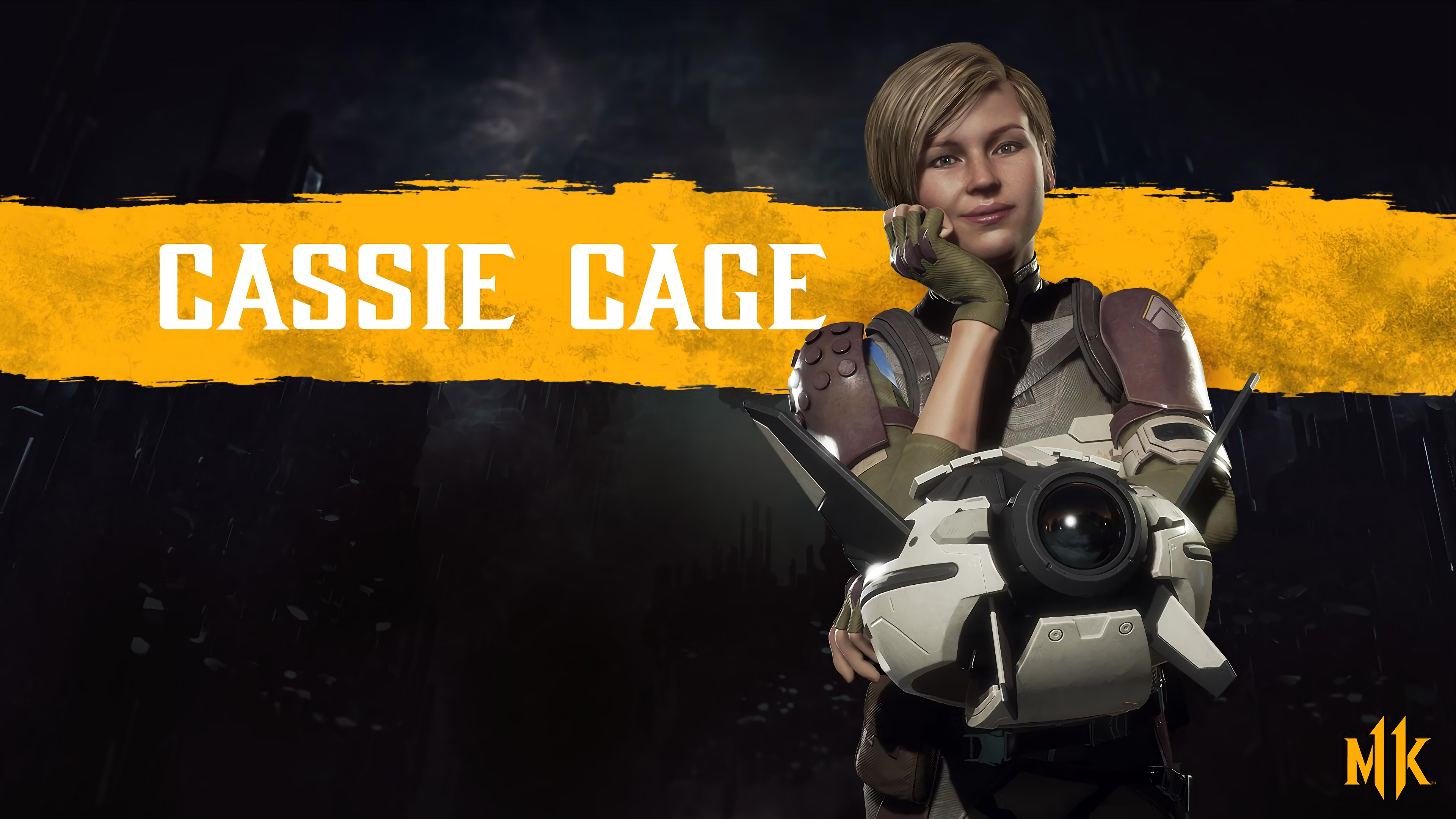 Cassie Cage Mortal Kombat 11 4k Wallpaper 31