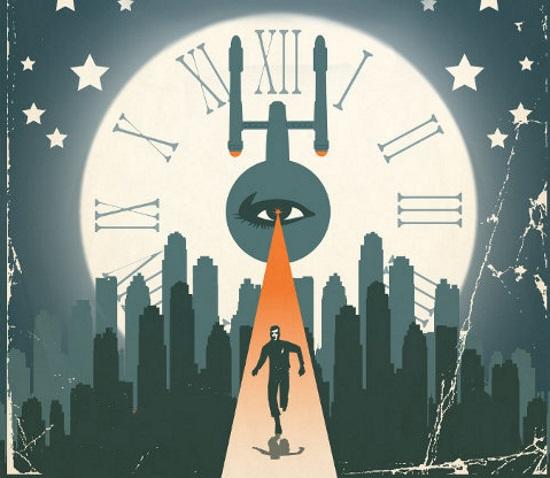 Star Trek: La Ciudad al Borde de la Eternidad, de Harlan Ellison