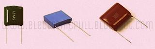 Foil type film capacitor