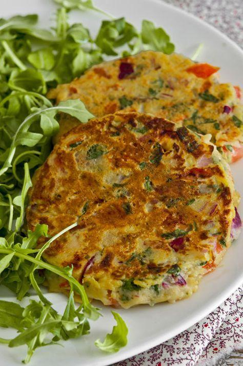 Almuerzos rapidos sanos tortilla de espinacas almuerzos sanos saludables y rapidos - Almuerzos faciles y rapidos ...