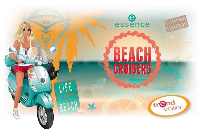 "Essence ""Beach Criusers"" - edycja limitowana"