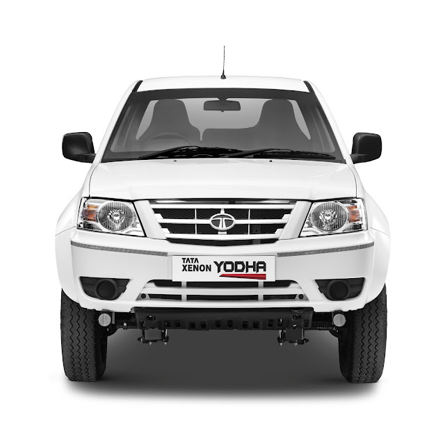 Tata Motors new Tata Xenon Yodha range of pick-ups (front)
