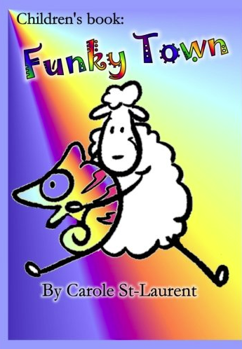childrens book funky town growing up facts of life self esteem self respect early learning family life alternative families lgbt childrens - Book Images For Kids