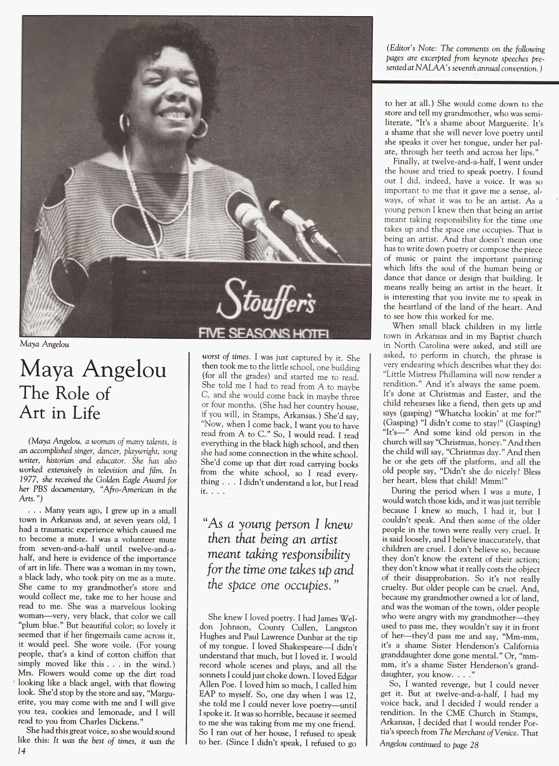 Education Importance Essay  Essays Written By Maya Angelou Essay Maya Angelou Has Dedicated Her  Life To End Prejudices Faced  Outline For A Definition Essay also Classification Essays Essays Written By Maya Angelou College Paper Academic Service  Essay My First Day At School