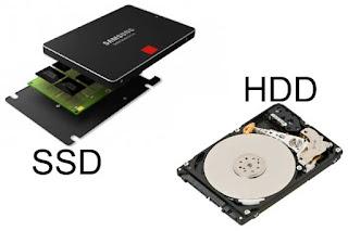Apa itu SSD? Apa Bedanya Dengan Harddisk?