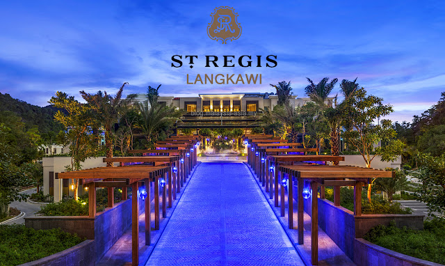 Review of St. Regis Langkawi