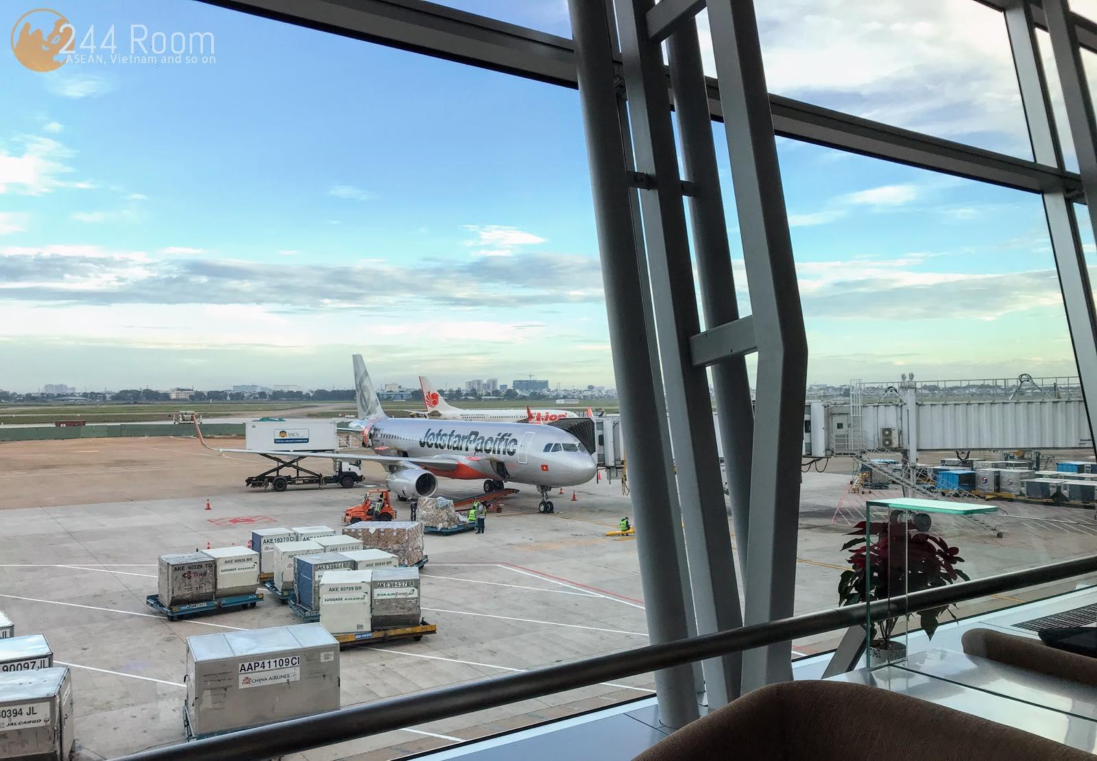Tansonnhat Orchid Lounge タンソンニャット国際空港オーキッドラウンジ