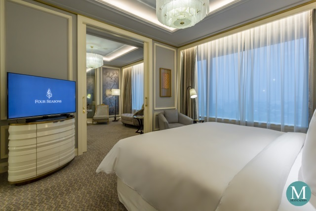 Executive Suite at Four Seasons Hotel Jakarta