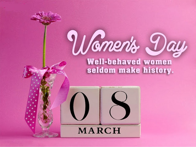 Women's Day Image For Whatsapp and Facebook