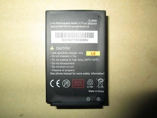Baterai Hape Outdoor Landrover L8 / Gplus G3 Original