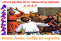 Resultado de imagen para EN aquellos días, dijo Esteban al pueblo y a los ancianos y escribas: