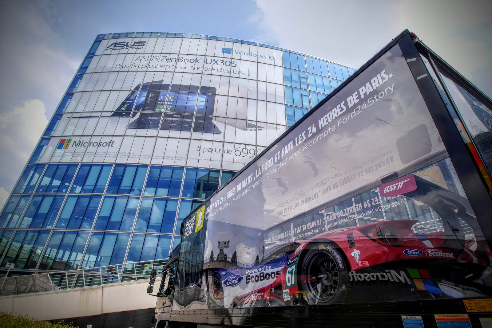 Ford Europe: The Ford GT - London, Paris and now on Xbox One