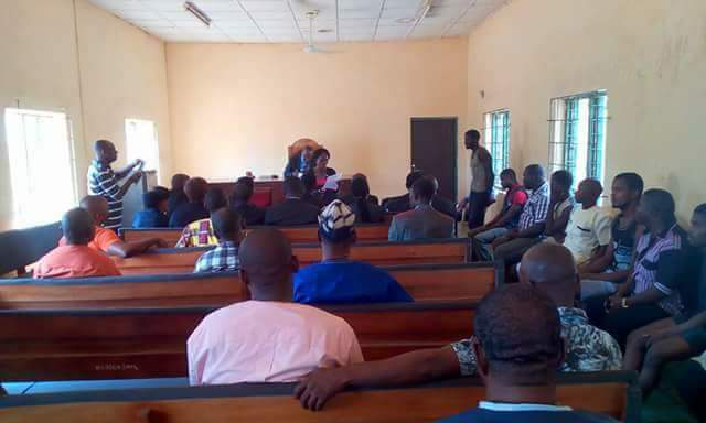 Photos: Police arraign Fulani herdsman for violating Anti Open Grazing Prohibition Law