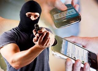 Cerca de 239 mil celulares foram roubados em São Paulo