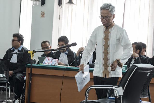 Eggi Sudjana Desak Komisi Yudisial Awasi Hakim di Kasus Buni Yani