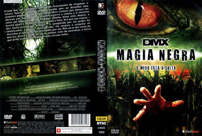 Filme Magia Negra - O Medo Está a Solta (Lockjaw - Rise of The Kulev Serpent) DVD Capa