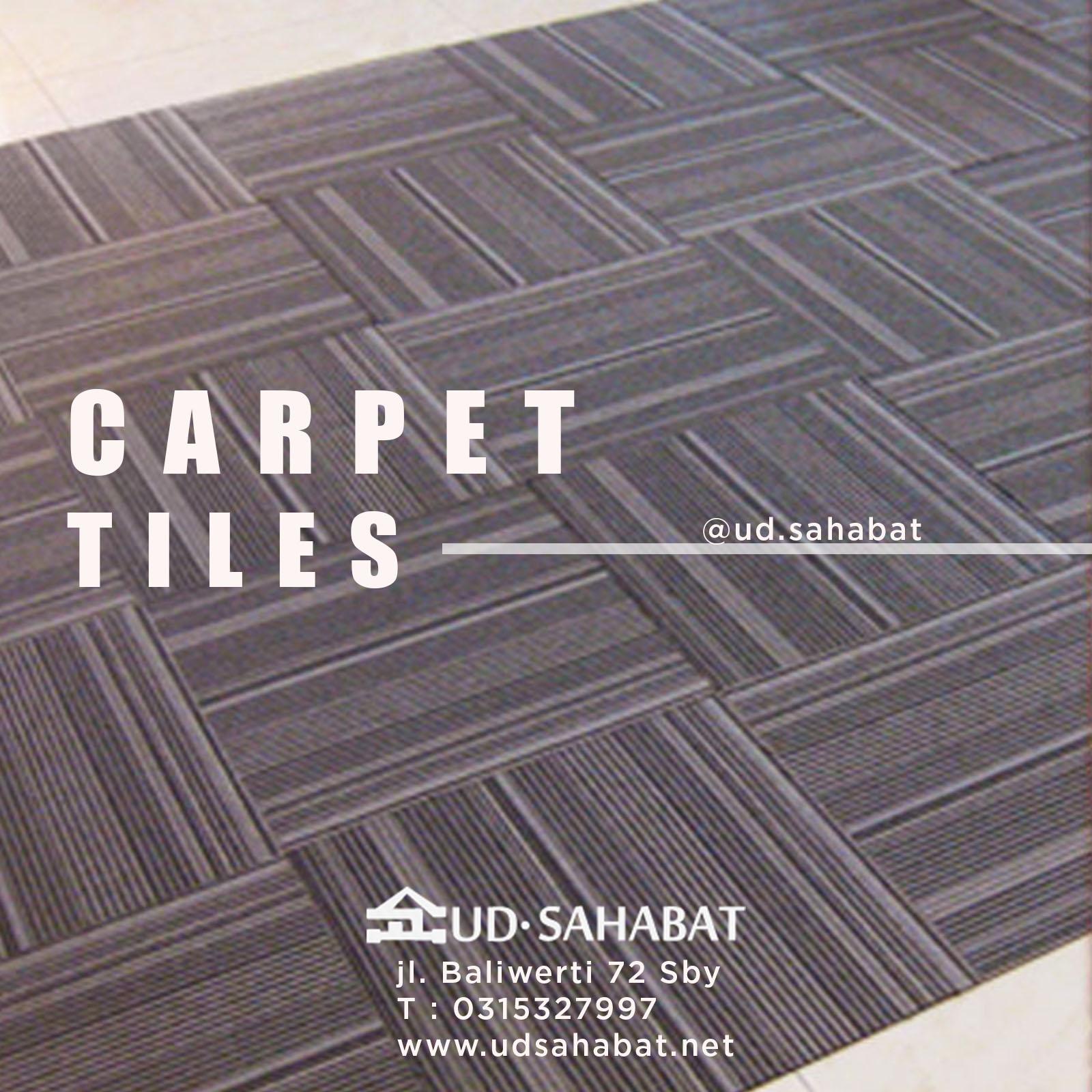 =carpet tile surabaya Ud Sahabat