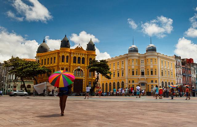 Melhores Destinos Nordeste - Recife