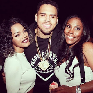 Teyana Taylor Parents Names Money FUBU Photos