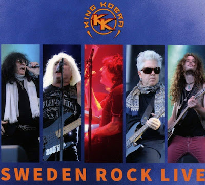 Hard N Heavy Brazil King Kobra Sweden Rock Live