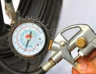 Ukuran Tekanan Angin Ban Sepeda Motor