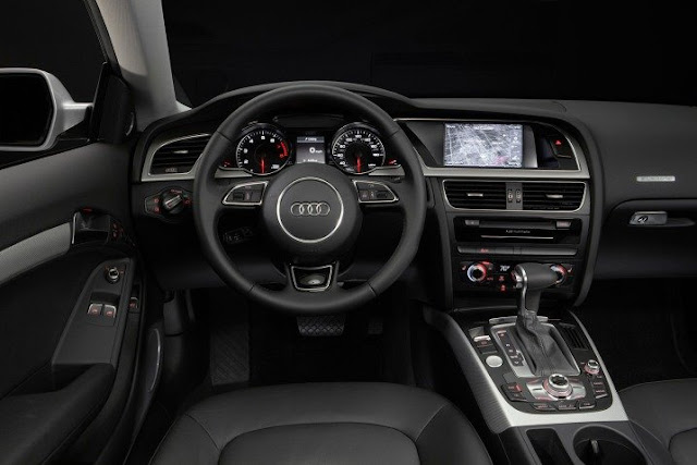 2016 Audi A5 Coupe Engine Specs
