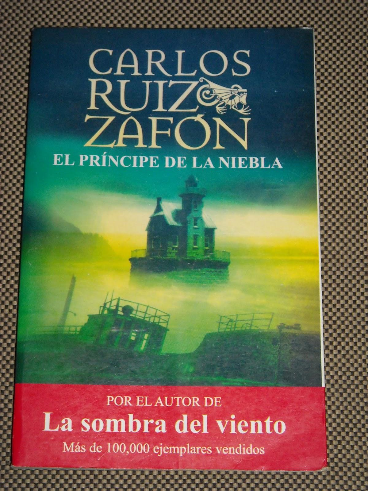 Carlos Ruiz Zafon Cuarto Libro | La Sombra Del Viento Planeta De Libros