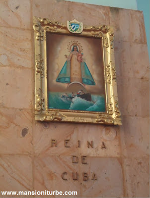 Virgin of Cuba in Tacambaro