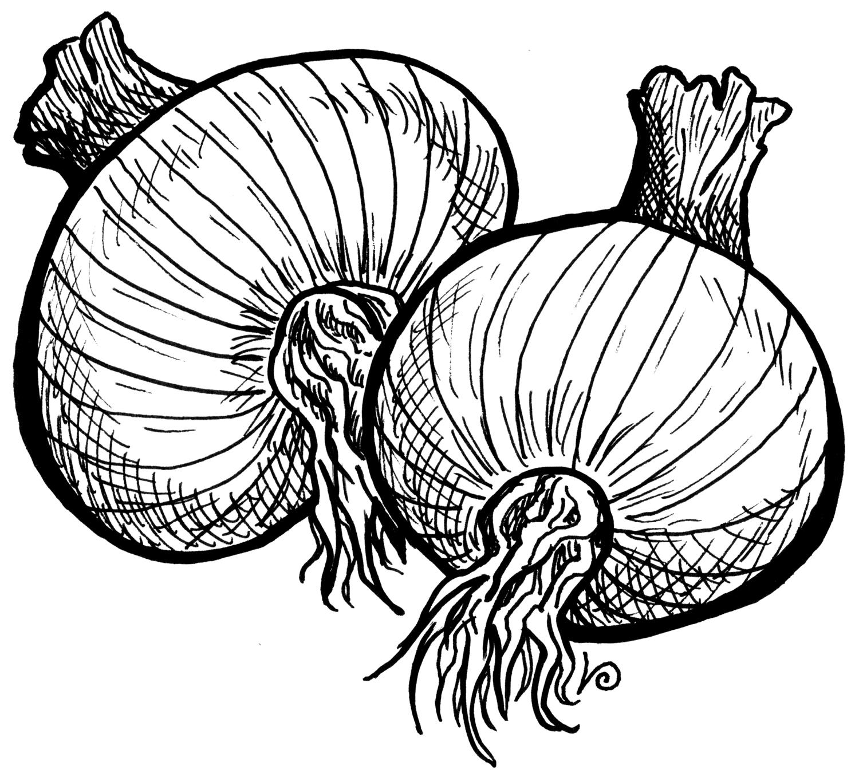 The Wheel & Distaff: Onion Pie