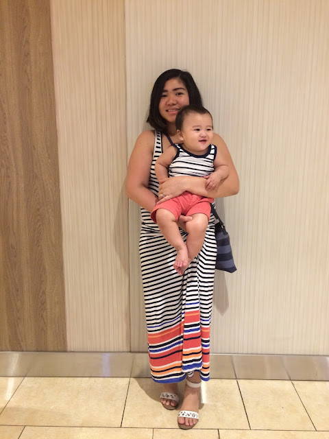 old navy, petit bateau, stripes, twinning, mother and son, nautical, motherhood, life of a, aizha guevarra