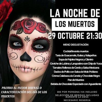 Halloween 2016, Halloween 2016 coruña, Samain, terror, truco o trato