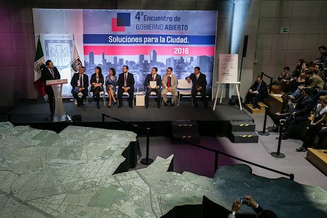 4to Encuentro de Gobierno Abierto: Soluciones para la Ciudad