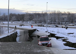 Alaska gets $5 million for road repairs